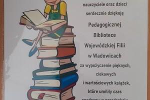 Kuferek pełen książek!