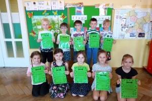 Rodzinny konkurs ekologiczny - laureaci!