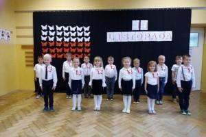 Świętowanie niepodległości w naszym przedszkolu!