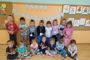 Dzień Przedszkolaka w grupie Muchomory